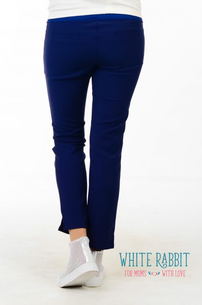 City pants navy blue 3