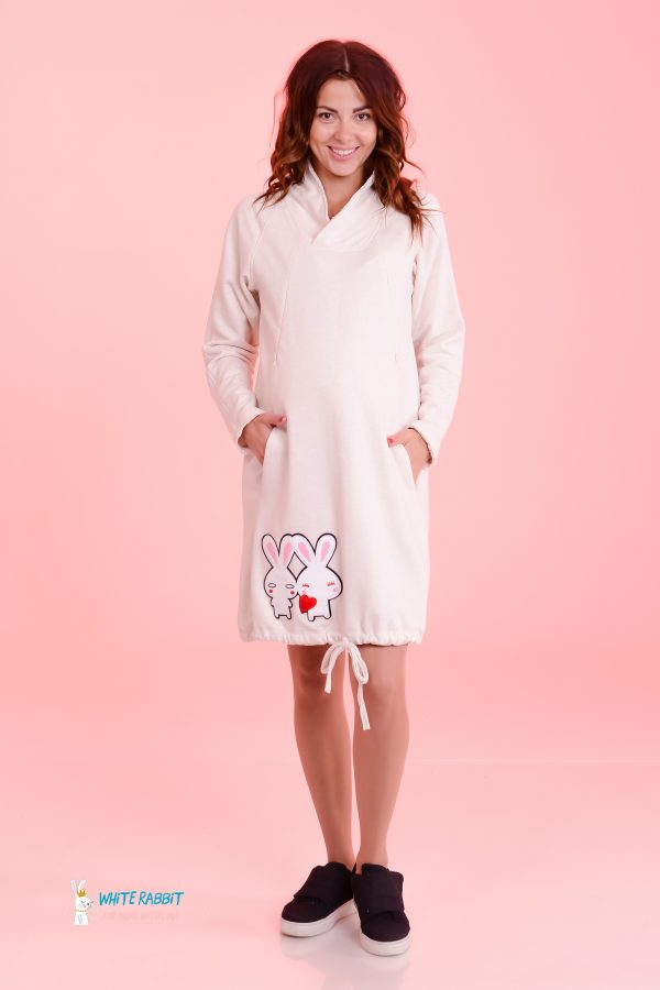 Dress-Cute-Rabbits-bez-1