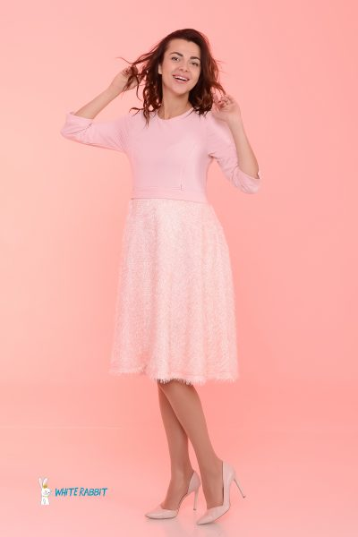Sweet-cake-dress-peach-2