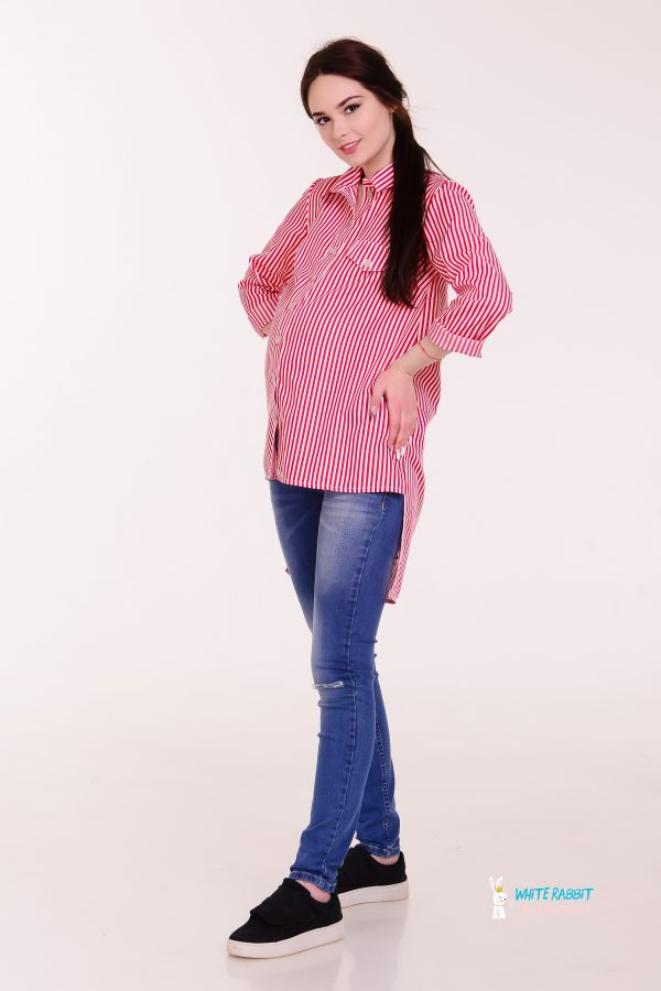 Shirt-Fly-red-stripe-4