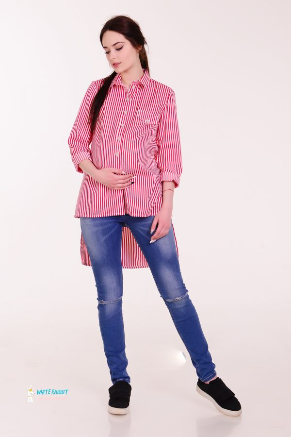 Shirt-Fly-red-stripe-5