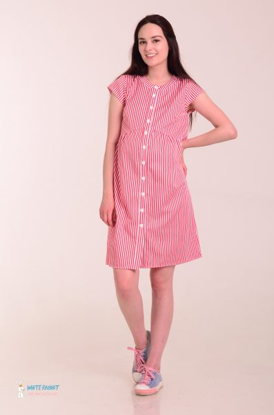 Dress Lolly red 3