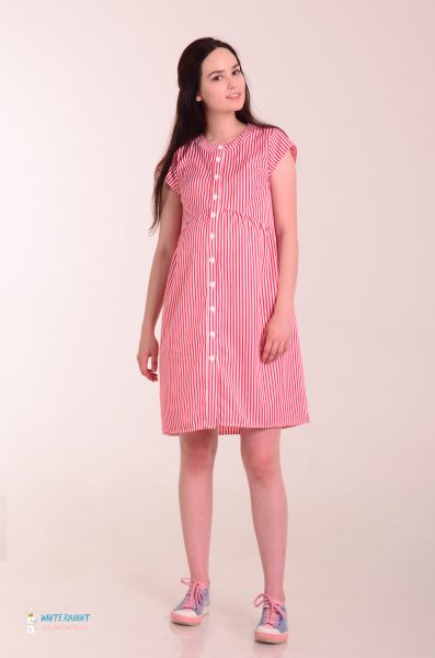 Dress Lolly red 5