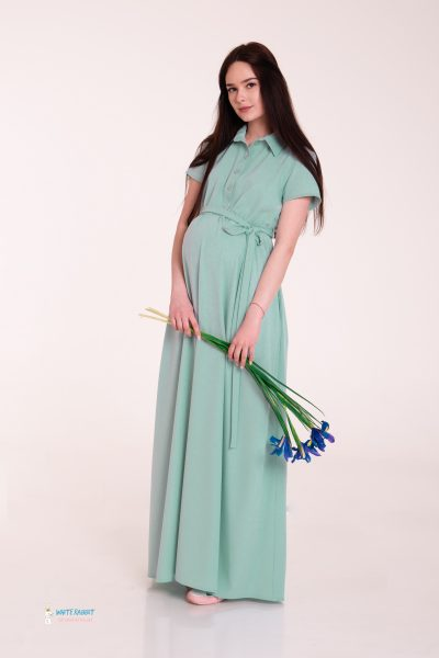 Dress Jasmin herbal 1