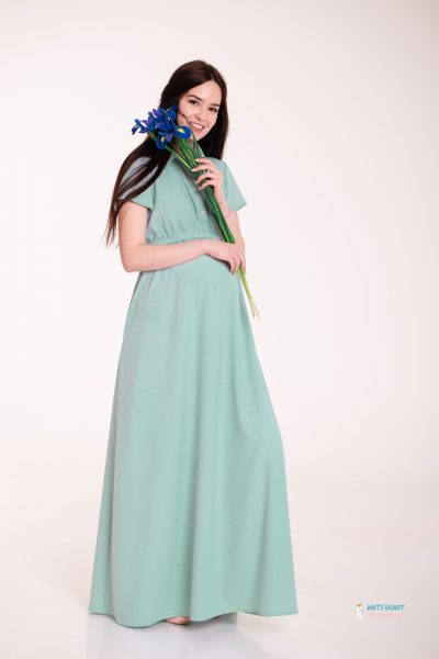 Dress Jasmin herbal 2
