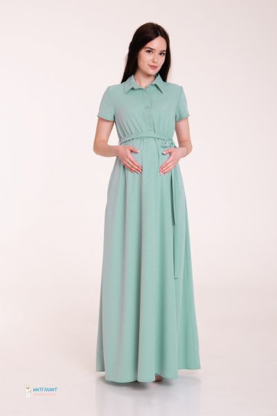 Dress Jasmin herbal 4